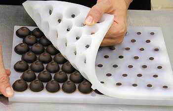 truffle silicone mold