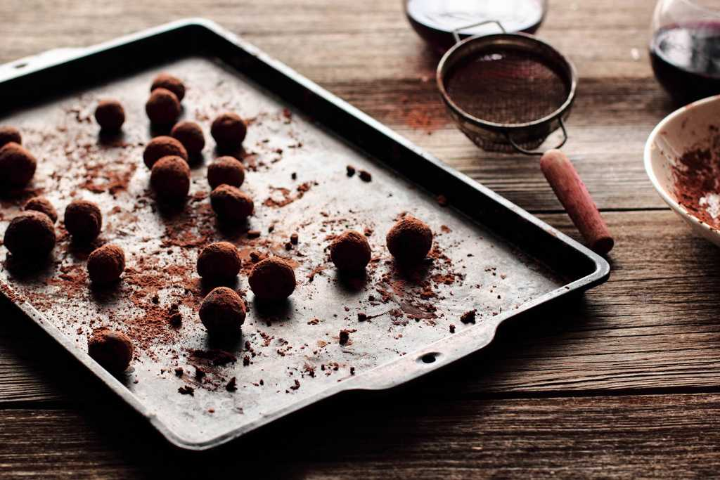truffles ganache chocolate recipe