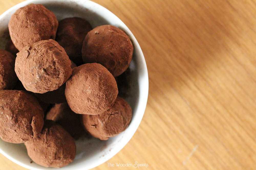 Sweet Organic Truffles