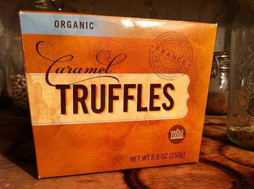 organic truffles