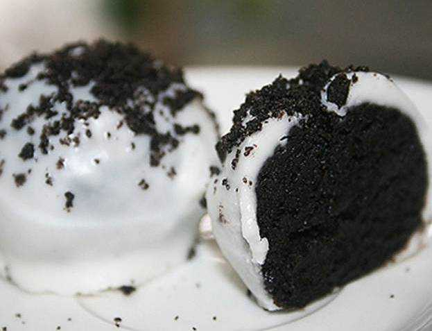 oreo chocolate truffles
