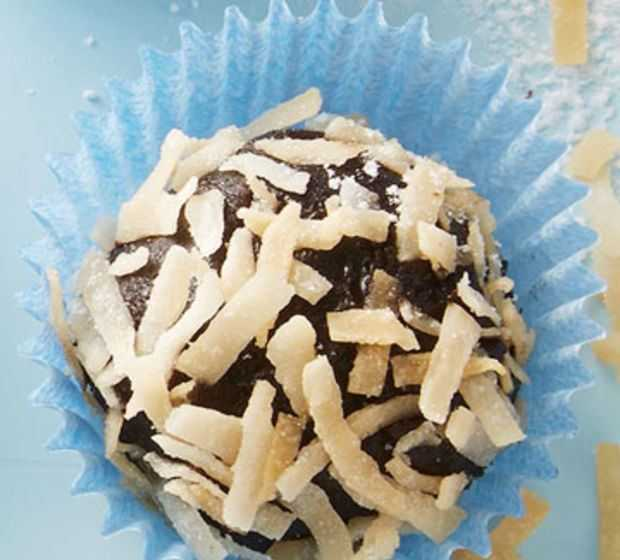 rum chocolate truffles recipe