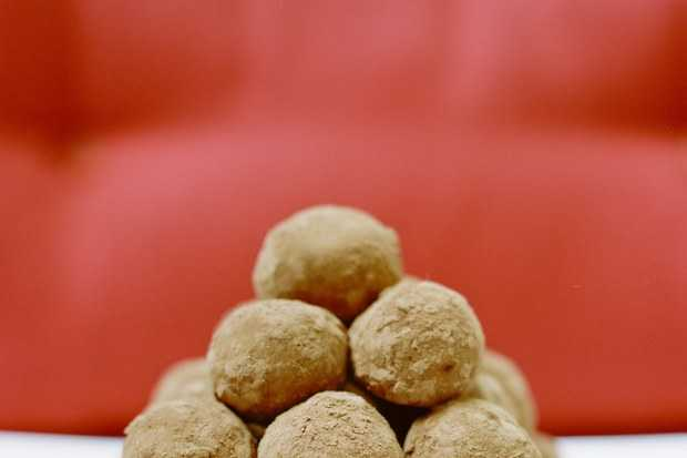 coconut chocolate truffle recipe
