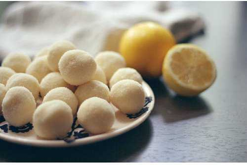 easy white chocolate truffles recipe