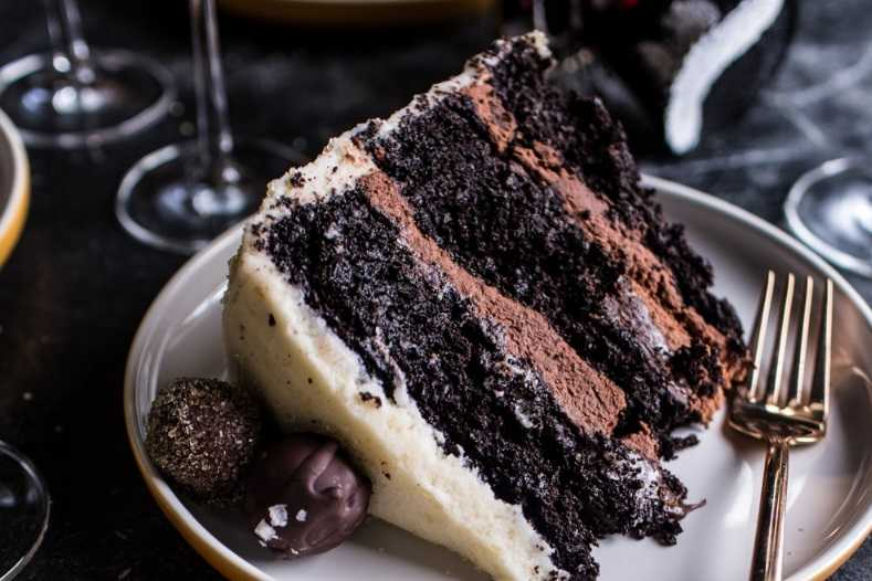 recipe of chocolate truffle cake