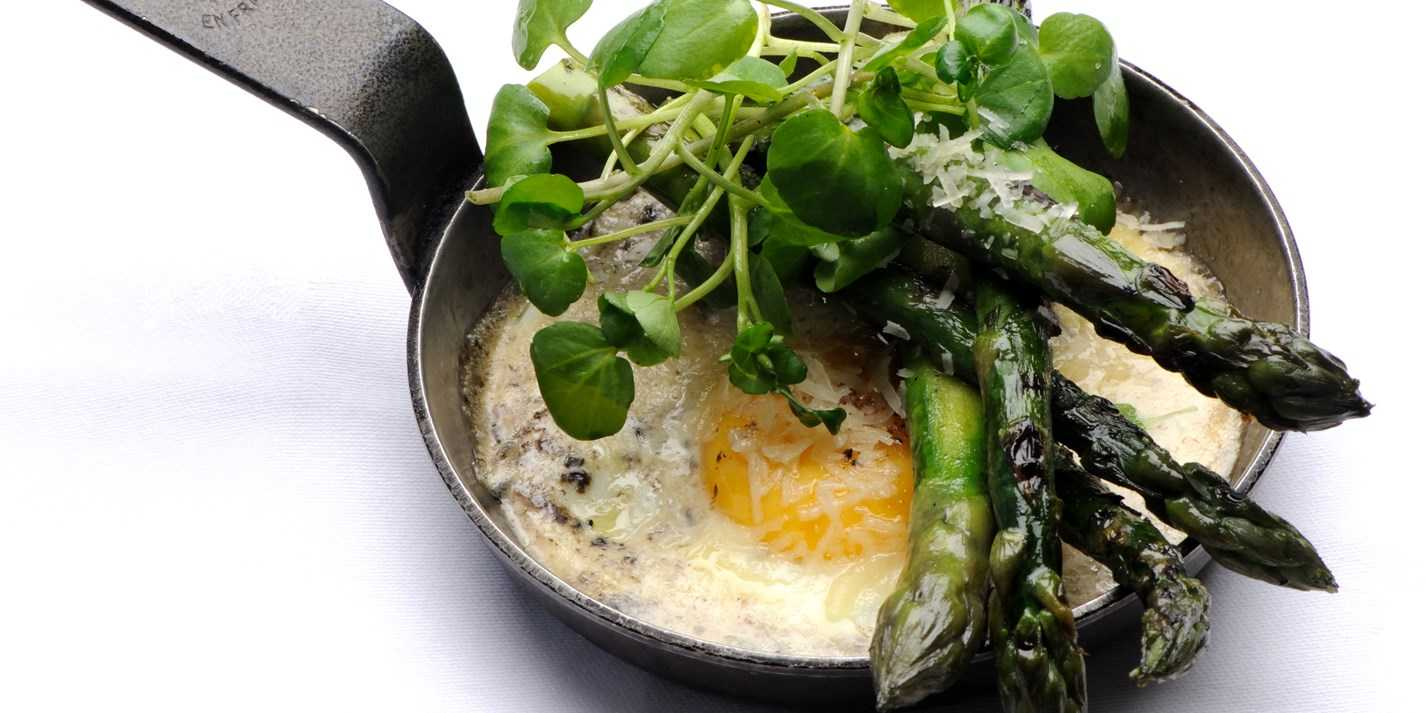 truffle oil with eggs recipe