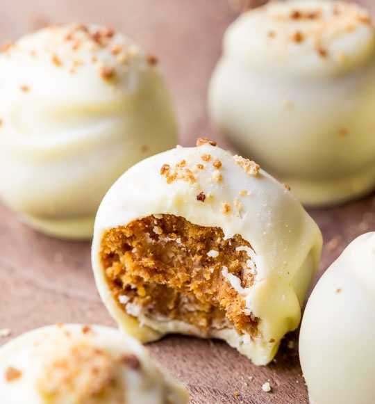 white chocolate truffle recipes