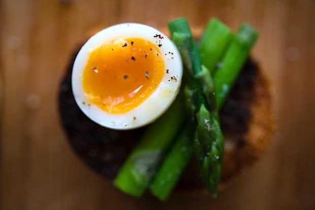 quail eggs with truffle oil recipe