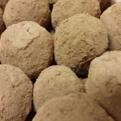 Rich French Style Truffles