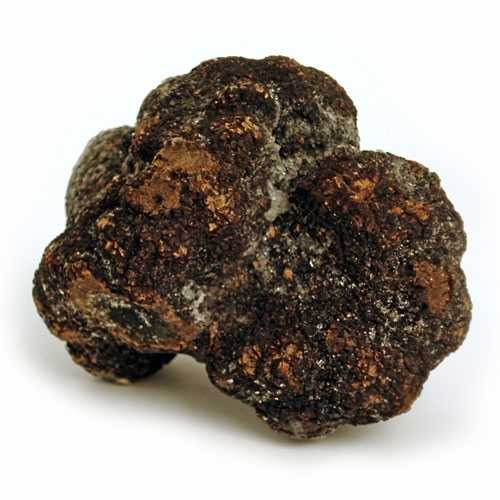 the truffle can cause it to retain moisture from the melted ice