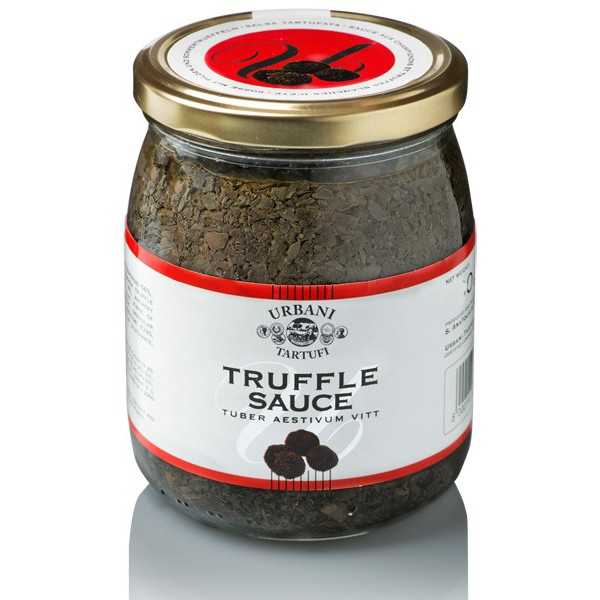 homemade truffles sauces tend to be creamy