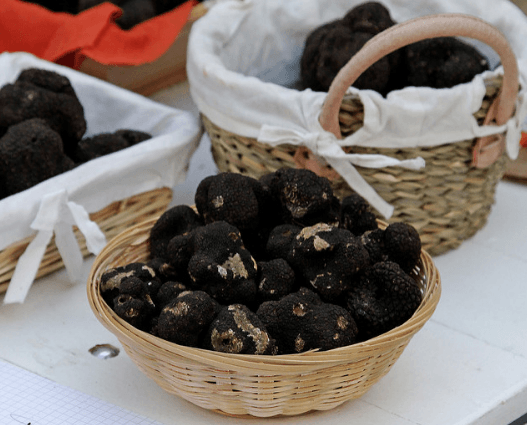 what is a natural truffle