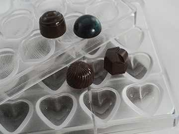 chocolate truffle mold