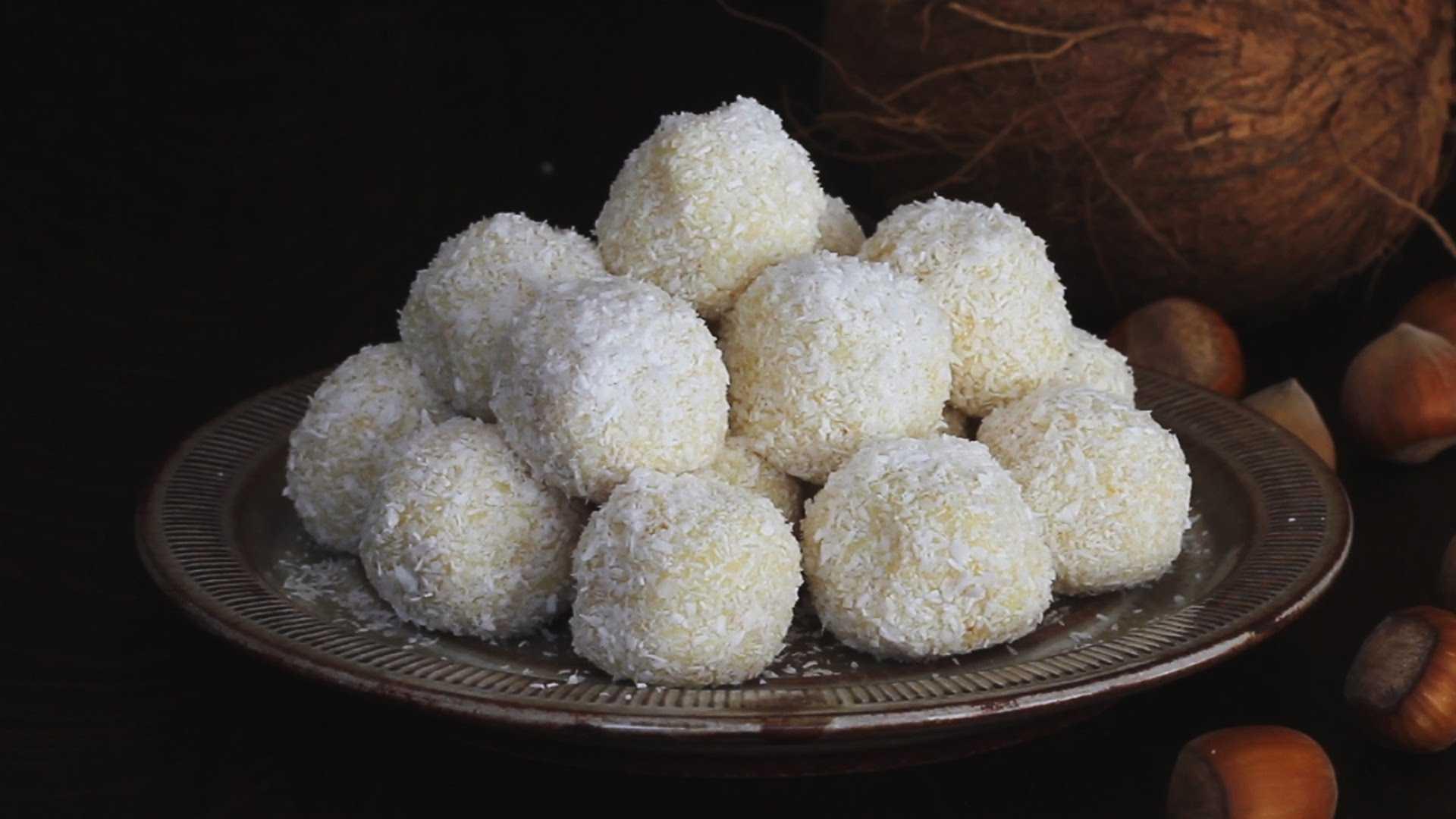 smooth coconut recipe