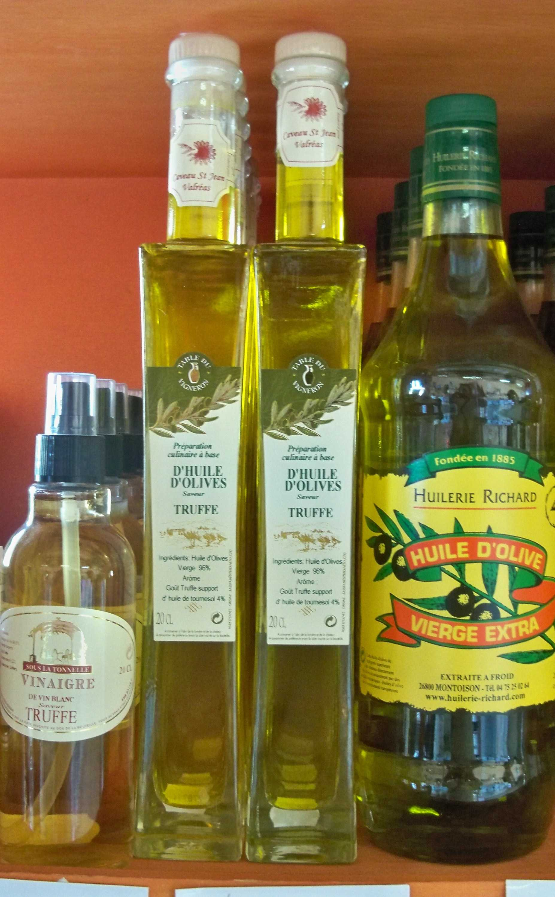 real truffle oil