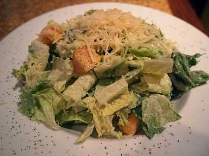 Caesar Truffle Oil Dressing