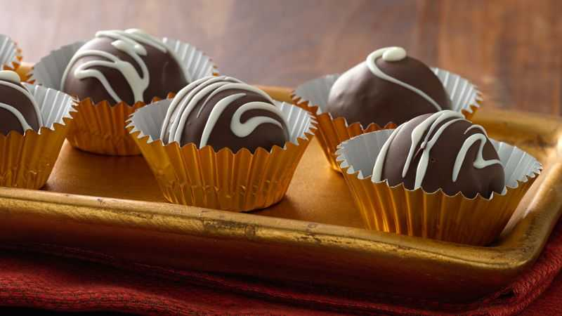 Chocolate Java Truffles